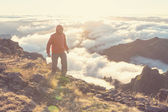 Hike in Madeira — Stock Photo