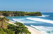 バリ島のビーチ — ストック写真