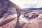 поход в норвегии — Стоковое фото