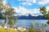 Senja islands in Norway — Stock Photo