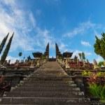 Pura Besakih temple,Bali,Indonesia — Stock Photo #48898845