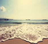 Beach on Gili — Stock Photo