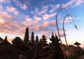 Pura besakih temple, bali, indonesien — Stockfoto