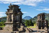 Dieng temple — Stock Photo