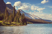 Glacier Park — Stock Photo