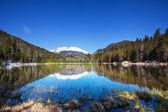 高山湖 — 图库照片