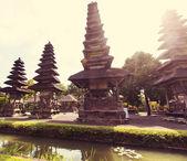 Templo em bali — Foto Stock
