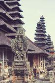 寺在巴厘岛 — 图库照片