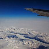 Aircraft view — Stock Photo