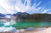 Glacier in Norway — Stock Photo