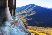 Hierve el Agua — Stock Photo