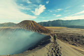 Hike in Indonesia — Foto Stock