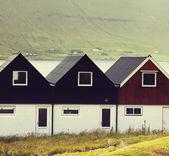 Faroe islands — Stock Photo