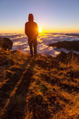 Madeira mountains — Stock Photo