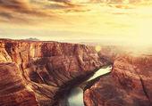 Colorado canyon — Stock Photo