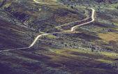 Drogi w norwegii — Zdjęcie stockowe
