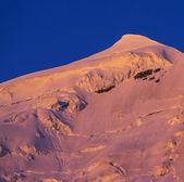 Tetnuld peak — Stock Photo