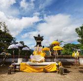 Tempel in bali — Stockfoto