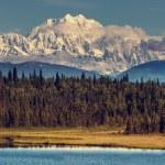 McKinley peak — Stock Photo #51160871