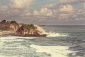 Playa de java — Foto de Stock