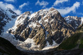 High Caucasus mountains — Stock Photo