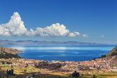 Titicaca — Stock Photo
