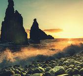 Madeira coast — Stock Photo