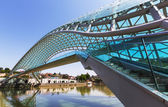 Bridge in Tbilisi — Stock Photo