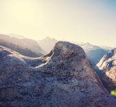 Yosemite landscapes — Stock Photo