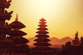 Besakih temple — Stock Photo