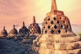 Borobudur Temple — Stock Photo
