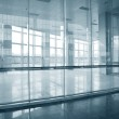 Empty office room with glass walls and doors — Stock Photo #27261949