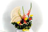 Ikebana — Zdjęcie stockowe