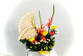 The ikebana — Stock Photo