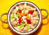 Chińskie tradycyjne danie — Zdjęcie stockowe