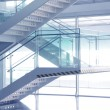 Open stairwell in modern office building — Stock Photo #27838001