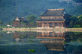 Historic traditional Architecture of China — Stock Photo