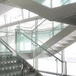 Open stairwell in modern office building — ストック写真 #27906509