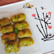 Foto de Stock  : Chinese traditional dish
