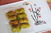 Chinese traditional dish — Stock Photo