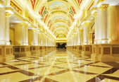 Interior luxurious palace — Stockfoto