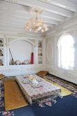 Inside traditional luxury Arab house — Stock Photo
