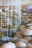 Wet Curtain — Stock Photo