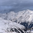 Panorama of the Alps — Stock Photo
