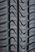New tire texture — Stockfoto