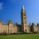 Canada's Parliament Buildings — Stock Photo #2187531