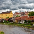 Cesky Krumlov - Foto Stock
