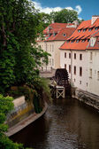 Watermill, Prague — Stock Photo