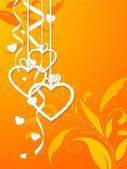 Valentýna přání. — Stock vektor