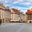 Prague, czech republic — Stock Photo #18319863